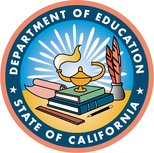 California State Department of Education logo